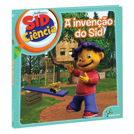 Livro Nº 10: A invenção do Sid