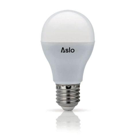 Lâmpada LED ASLO E27 Standard - Branco Quente - 8W - 720lm
