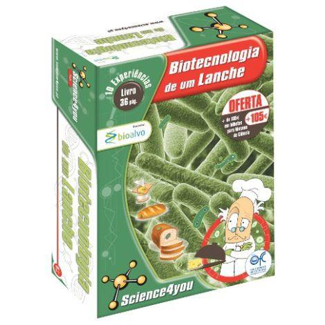 Biotecnologia de um Lanche