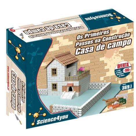 Construção Casa de Campo