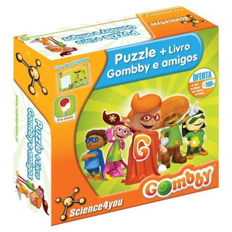 Puzzle Gombby e Amigos