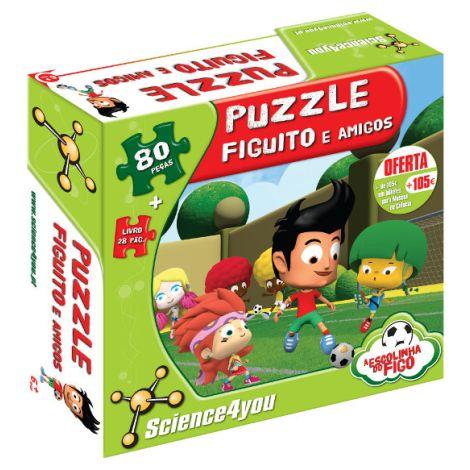 Puzzle Figuito e Amigos