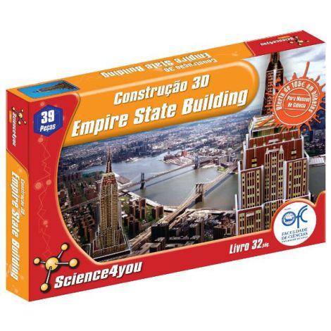 Construção 3D Empire State