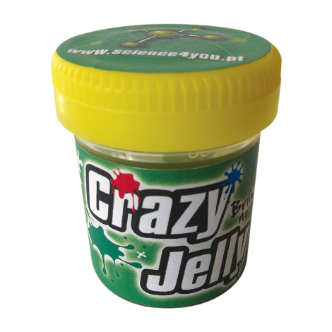 Crazy Jelly Brilha no Escuro