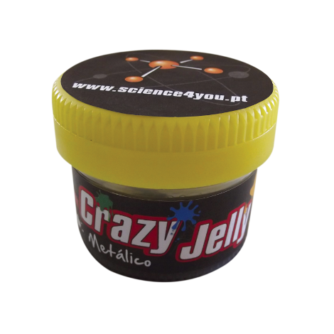 Crazy Jelly Metállico