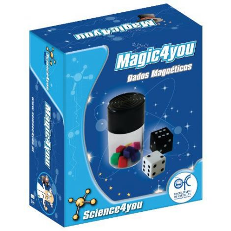 Magic4you Dados Magnéticos