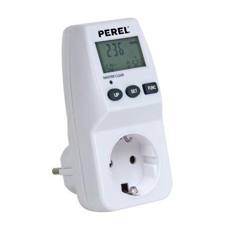 Medidor de Energia Perel E305EM5-G c/ memória