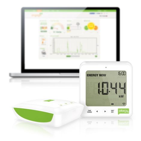 Monitor de Energia Efergy Engage e2 Hub Kit