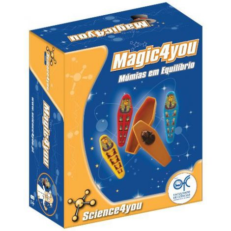 Magic4you Equilibrio Múmia