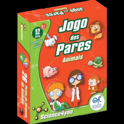 Jogos dos Pares - Animais