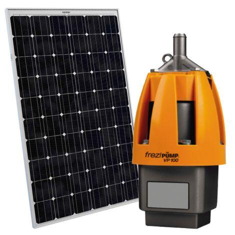 Kit Bombagem Solar 250W + FreziPUMP VP 100