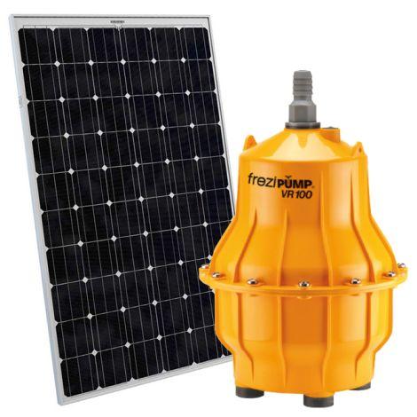 Kit Bombagem Solar 250W + FreziPUMP VR 100
