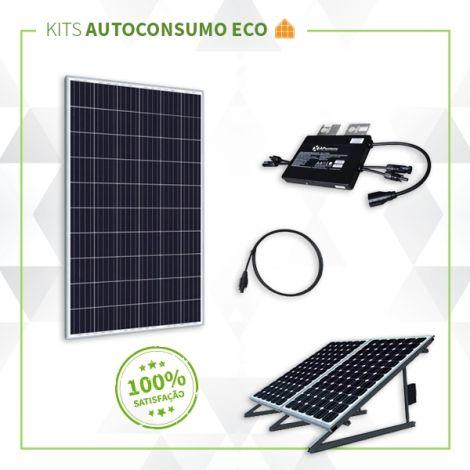 Kit Fotovoltaico de Autoconsumo ECO 250 (250W)