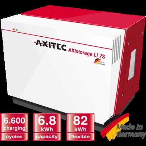 Bateria Lítio Axitec AXIstorage Li 7S - 40,8kWh