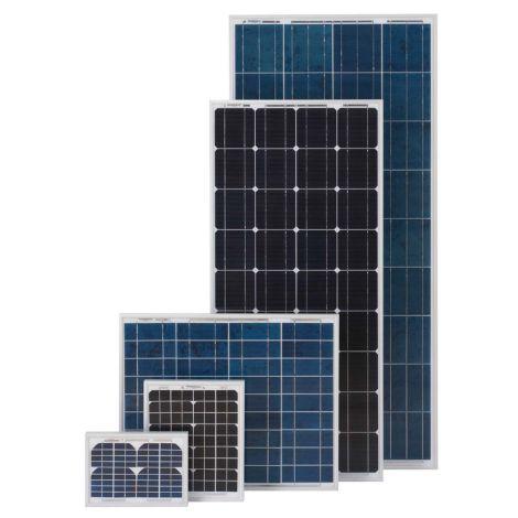 Módulo Fotovoltaico Luxor Solo Line 50 Wp Policristalino 12V