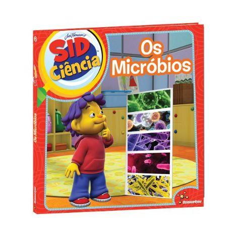 Livro Nº 06: Os Micróbios