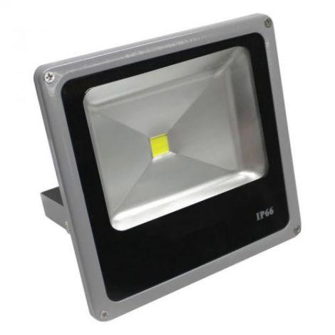 Projector LED Branco Frio 50W (200W)