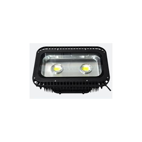 Projector LED Branco Frio c/ F.A. Mean Well 200W (600W)
