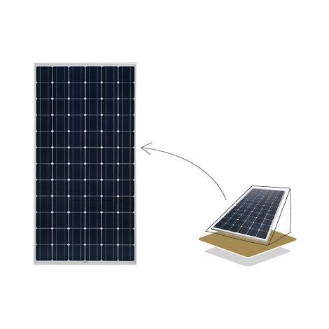 Módulo Fotovoltaico Luxor Eco Line 200 Wp Monocristalino