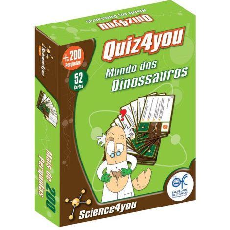 Quiz4you Dinossauros