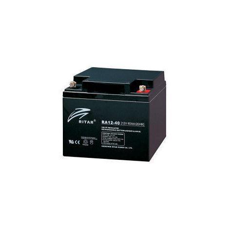 Bateria Ritar 12V 40Ah RA12-40
