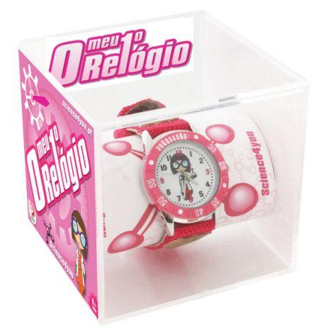 Relógio de menina