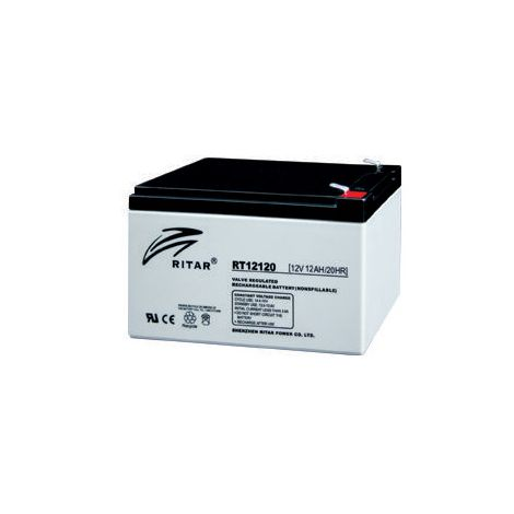 Bateria Ritar 12V 12Ah RT12120