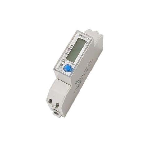 Medidor de energia monofásico DIN
