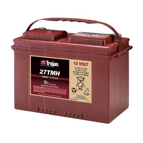 Bateria Monobloco Trojan 12V 27TMH
