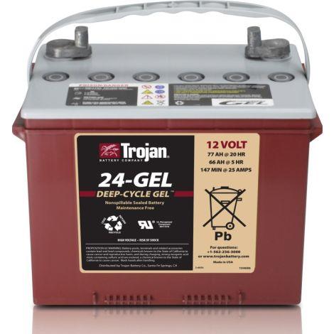 Bateria Monobloco Trojan 12V 24-GEL