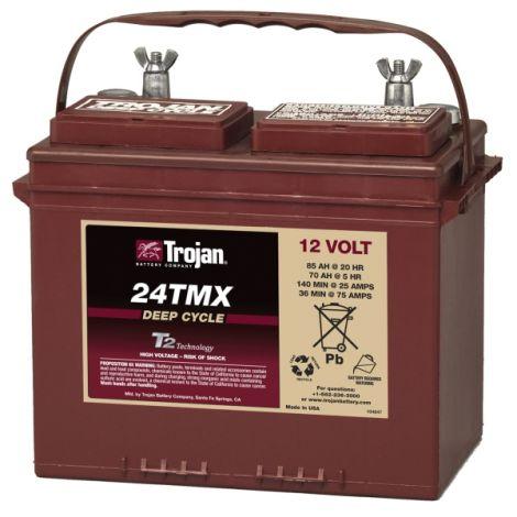 Bateria Monobloco Trojan 12V 24TMX