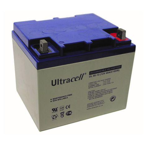 Bateria Chumbo Ultracell 12V 40Ah - UL40-12