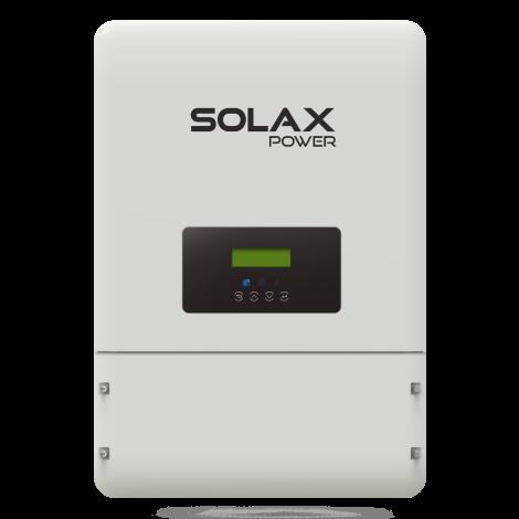 Inversor Trifásico SOLAX X3-Hybrid HV-6.0T