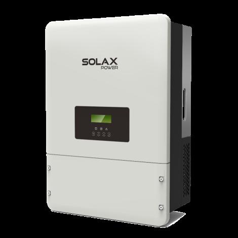 Inversor Trifásico SOLAX X3-Hybrid HV-8.0T