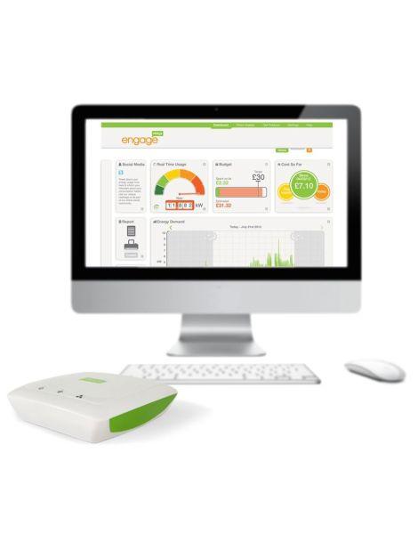 Monitor de Energia Efergy Engage Hub Solo